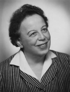 Stella Klein-Löw (© Dokumentationsarchiv des Österreichischen Widerstandes)