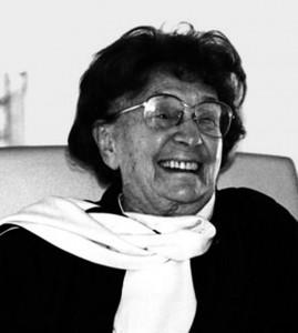 Margarete Schütte-Lihotzky (© ÖNB / Ulrich Schnarr)