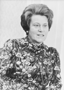 Ingrid Leodolter (© ÖNB/ Bildarchiv)